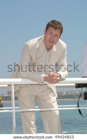 14MAY2000: Actor NICK MORAN at the Cannes Film Festival to promote his new movie Another Life.  Paul Smith / Featureflash