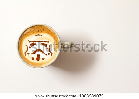 4 May CELEBRATION on a cup of coffee