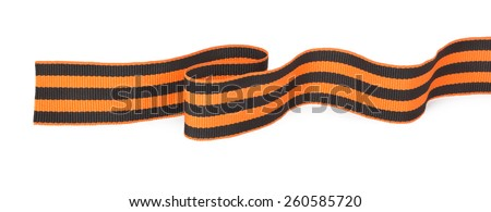 9 may ribbon - St George Ribbon