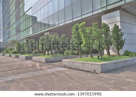11 may 2019 Tower building at Tung Chung #1397015990
