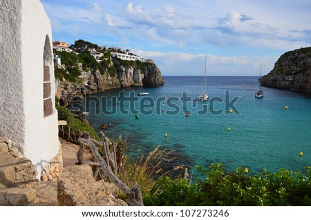 , Menorca, Balearic Islands, Spain Foto stock ©