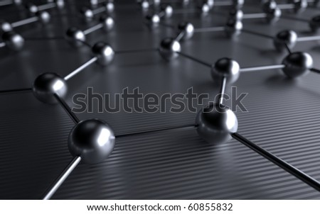 Metal grating interactions and connection