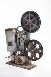 16mm film projector from the 1940's.