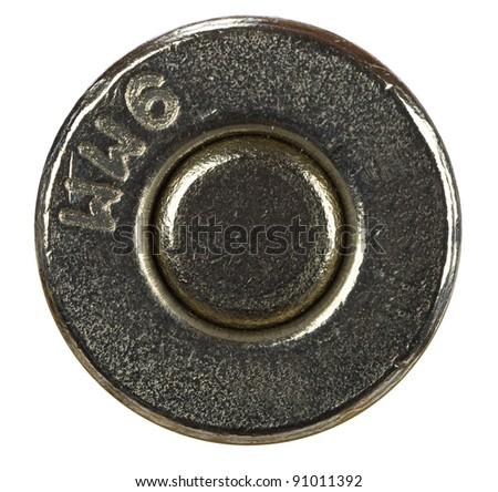 9mm Shell casing bottom