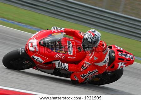 2006 MotoGP Sepang F1 International Circuit Malaysia - Sete Gibernau