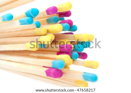 Multicolored Matches