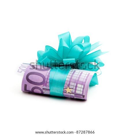 500n euro money gift