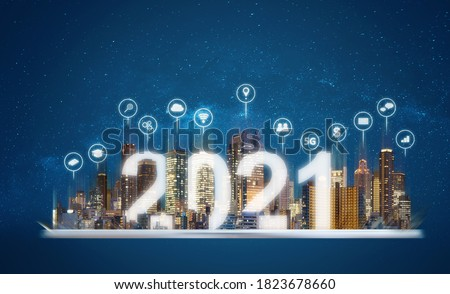 2021 new smart technology, and new technology trend in 2021