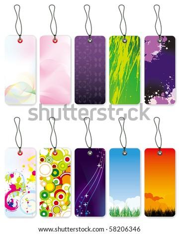 New style bookmark designs