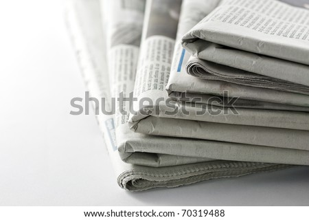 ,newspapers for information,