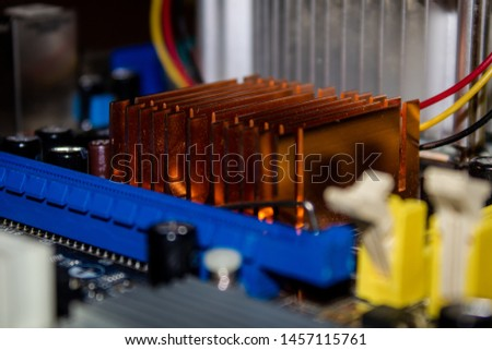 North Bridge, PCI Express 775 socket motherboard #1457115761