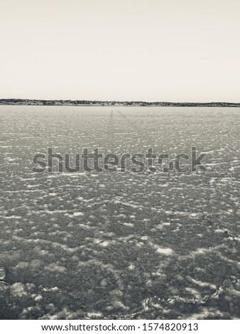 [object Object]sun rise, salt lakes, open spaces, snow  #1574820913