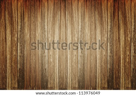 Old striped wood background