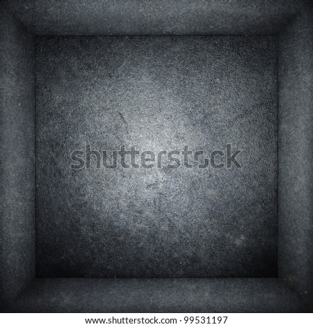?oncrete wall. Large concrete wall. Texture. Background. Image of dark concrete wall and floor