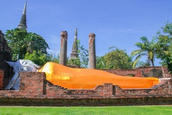 One of the most important temples in Ayutthaya, Wat Yai Chai Mongkhon has a long and illustrious history.