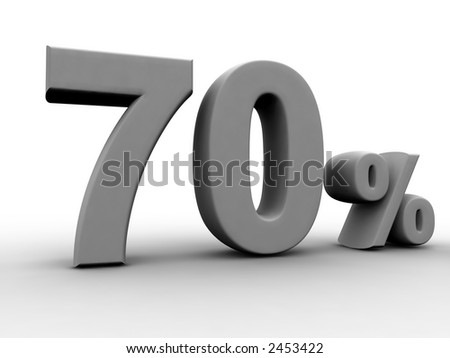 70 Percent