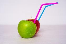 100 Percent Apple Fruit Juice