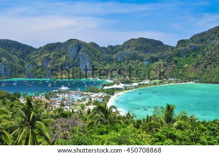 Phi Phi Island Amazing View Point