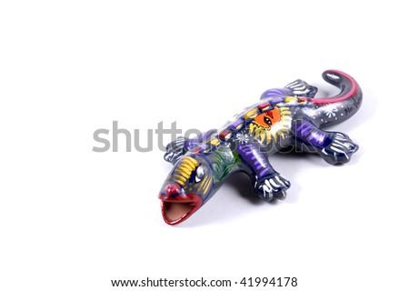 Porcelain Gecko
