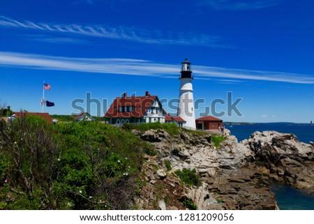 Portland Headlight Maine             #1281209056