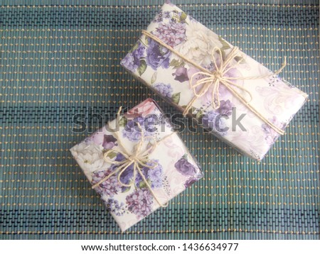 Presents and surprises for the holiday #1436634977