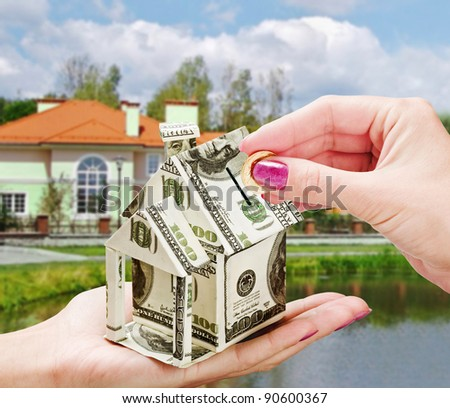 purchase of a new home