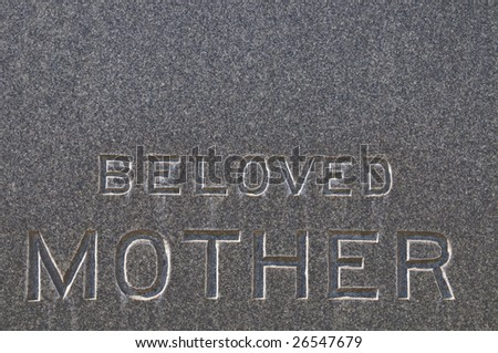 headstone inscriptions for mother | just b.CAUSE