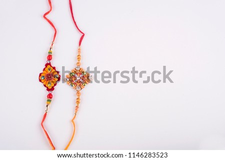 Free Photos Raakhi A Traditional Indian Wrist Band Which Is A