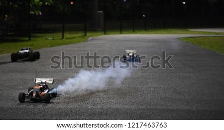 Racing model cars #1217463763