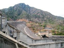 Randenigala Dam, Sri Lanka