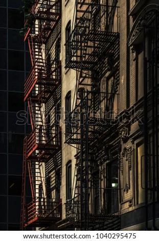 3rd Avenue Afternoon, Manhattan #1040295475