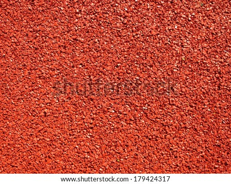 red rubber texture, running track texture