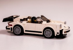 removable toy car for decoration or collection