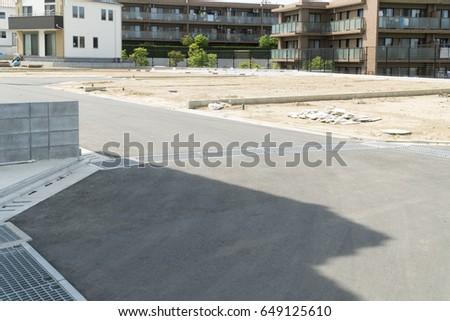 Residential condominium residential area Established housing image #649125610