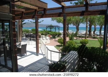 Restaurant, terrace