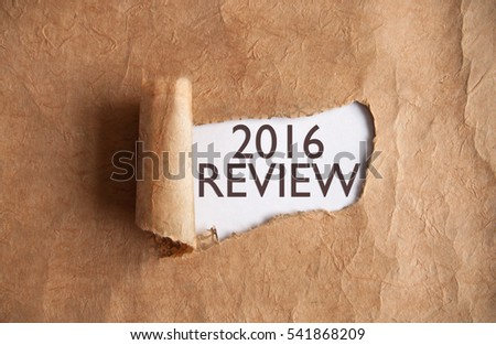 2016 review uncovered  #541868209