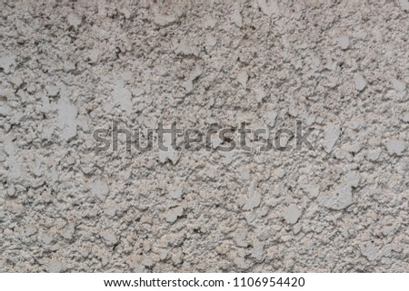 Rough surface.  rough. Rough wall