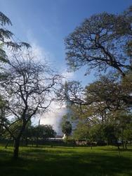 Ruwanweli Maha Seya or Swarnamali Maha Seya is one of the most famous dagobas in Sri Lanka. This was the main dagoba belonging to the ancient Maha Vihara. Also, this is still the main dagoba of the M