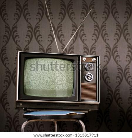 70s disorder Vintage Television  #1313817911