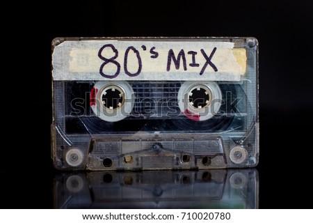 80's Mixed Tape. Eighties music.