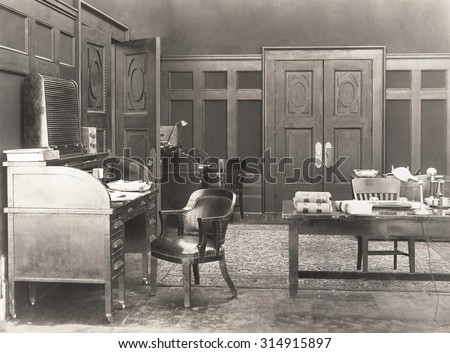 1920s office Part 2