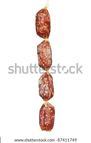 salami of Italy