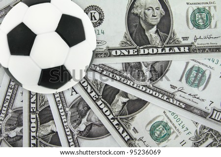 Soccer and money