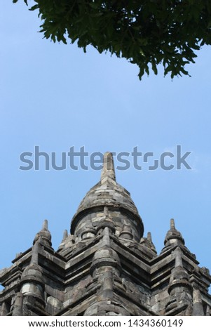 Sojiwan Temple or Sajiwan Temple is a Buddhist temple located in the village of Kebon Dalem Kidul, Prambanan sub-district, Klaten district, Central Java. A distinctive feature of this temple is that
