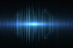 Sound wave , wave frequencies, light abstract  background,Bright,equalizer ,glow light,Neon, energy