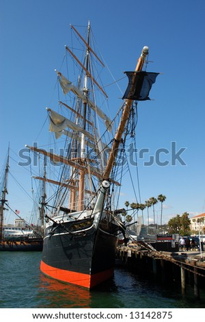 """Star of India""; San Diego, California"