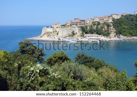 """""""Stari Grad"""" Ulcinj Old Town, Montenegro"""