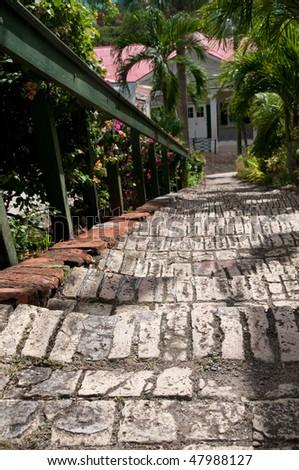 99 Steps at St. Thomas, USVI