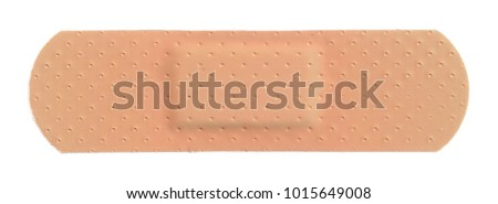 Strip of ADHESIVE BANDAGE PLASTER - Medical Equipment