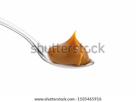 sweet spoon of milk